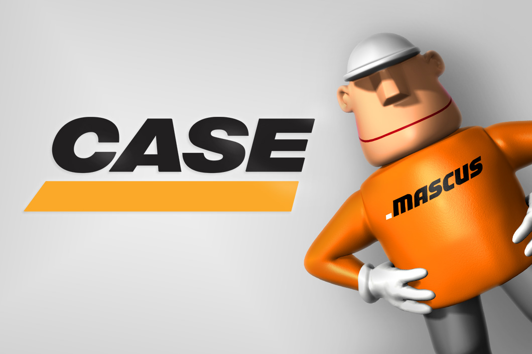 CASE announces Mascus as their official used equipment retail partner.
