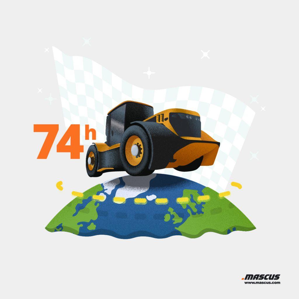Tractor fun fact